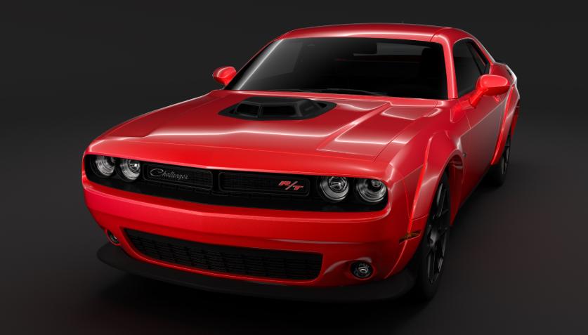 2020 Dodge Challenger 5.7-L V8