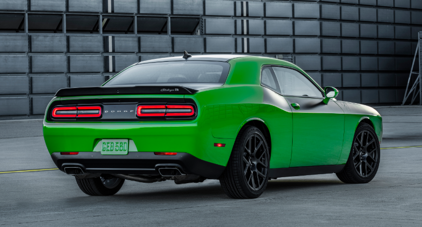 2019 Dodge Challenger TA 392 redesign