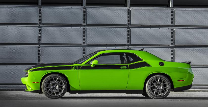 2019 Dodge Challenger TA redesign