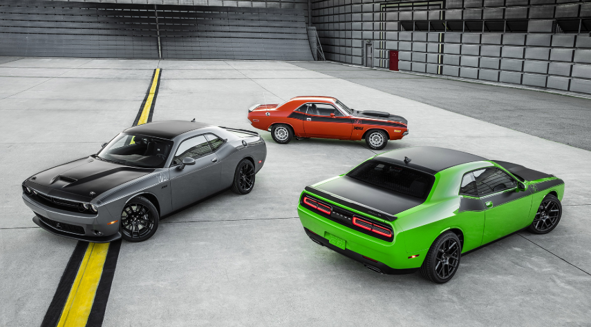 2019 Dodge Challenger T/A