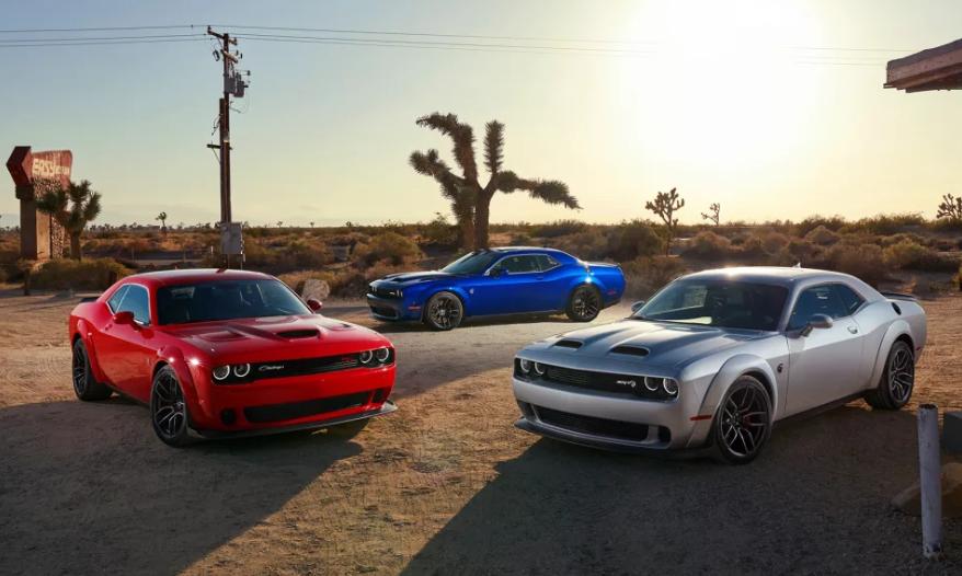 2019 Dodge Challenger release date