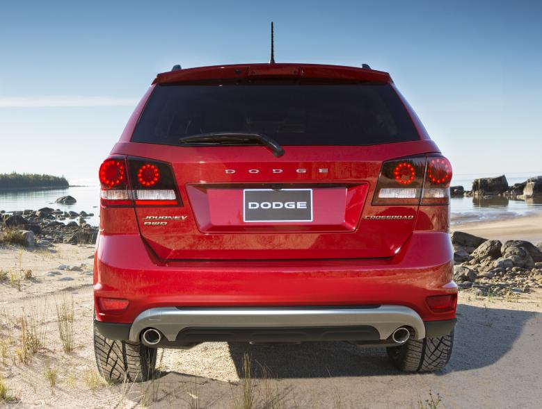 2019 Dodge Journey SXT