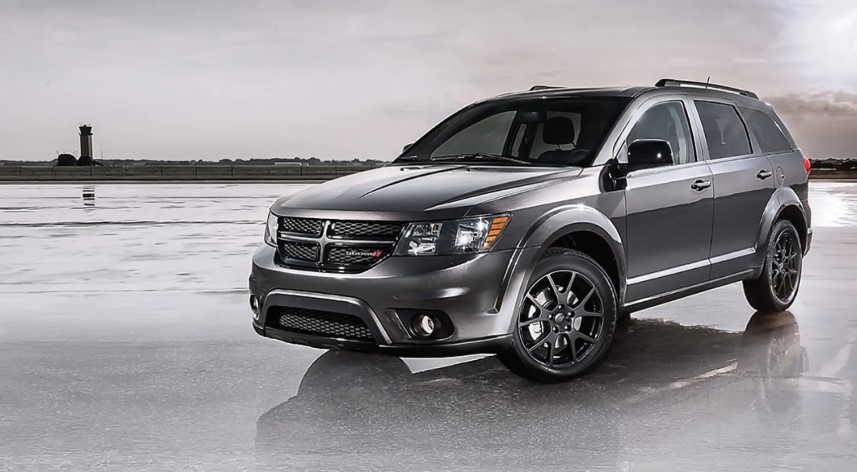 2019 Dodge Journey MPG release date