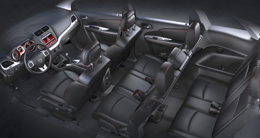 2019 Dodge Journey SRT