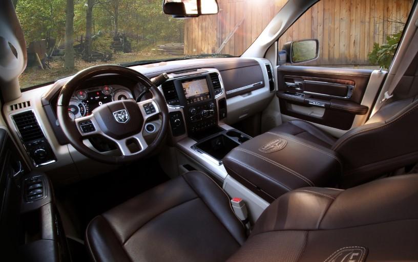 2019 Dodge 2500 Longhorn release date