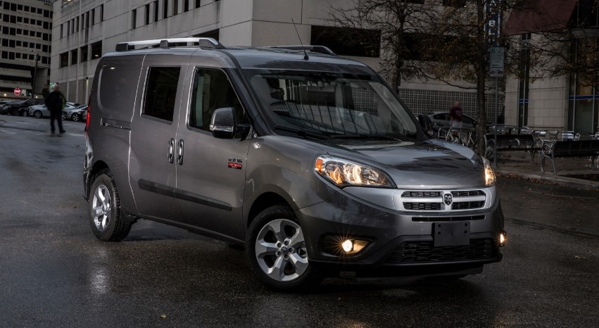 2019 Dodge A100 changes