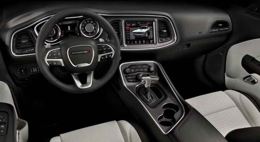 2019 Dodge Allison design