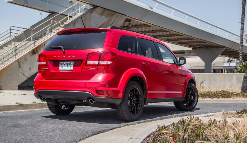 2019 Dodge Journey GT AWD release date