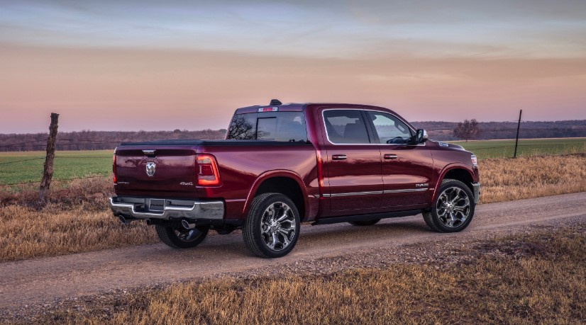 2019 Dodge Ram 1500 Australia changes