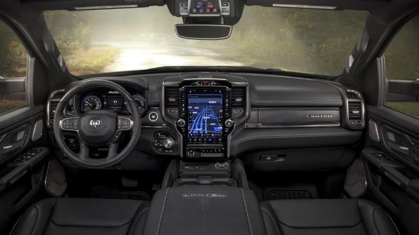 2019 Dodge Ram 1500 Big Horn Crew Cab