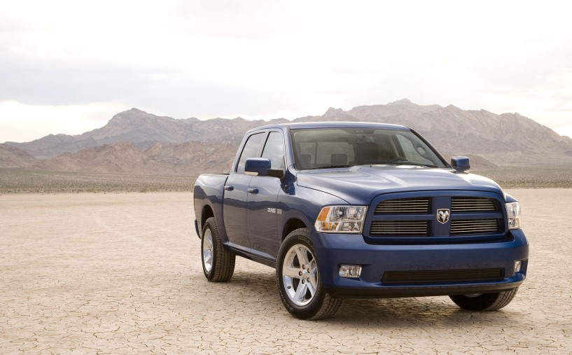 2019 Dodge Ram 1500 Crew Cab changes