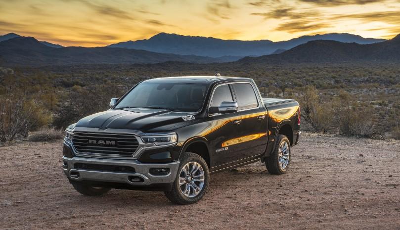 2019 Dodge Ram 1500 Laramie redesign