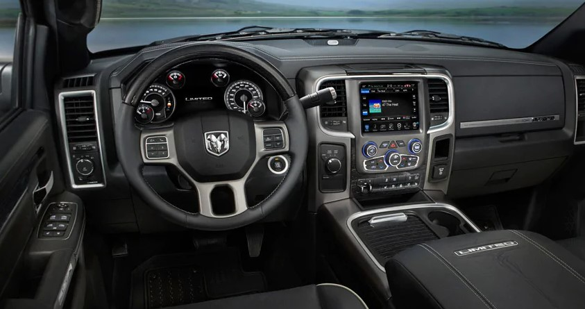 2019 Dodge Ram 2500 Mega Cab changes
