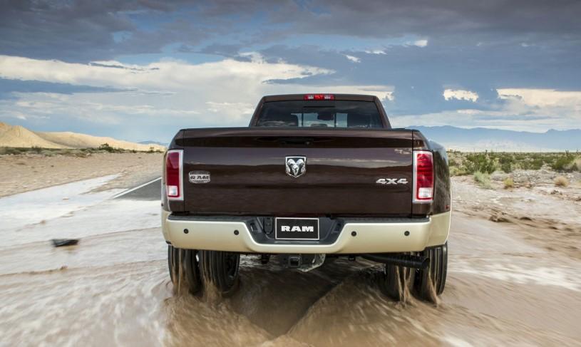 2019 Dodge Ram 3500 Diesel redesign