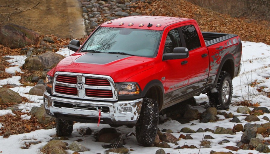 2019 Dodge Ram Power Wagon release date