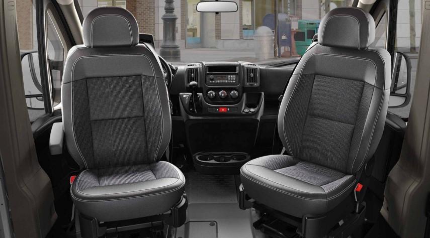 2019 Dodge Ram ProMaster redesign