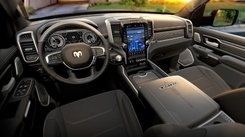 2019 Dodge Ram Sport changes
