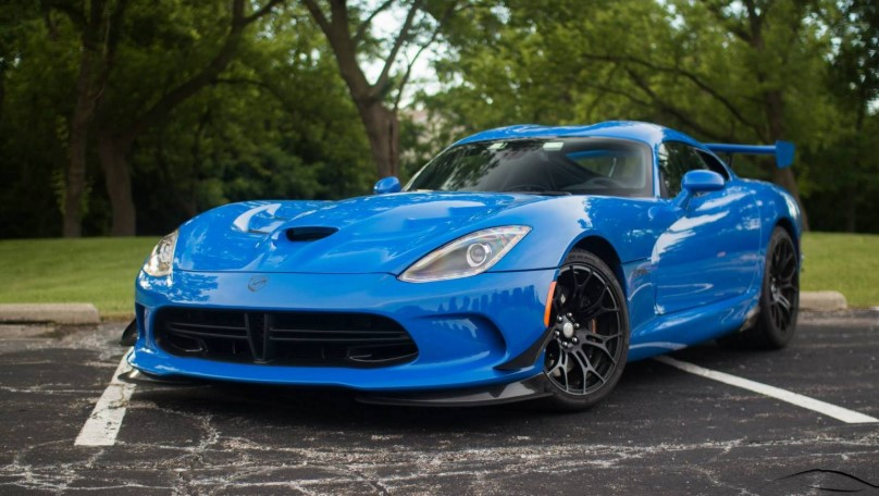 2019 Dodge Viper Convertible redesign
