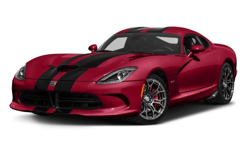 2019 Dodge Viper SRT redesign