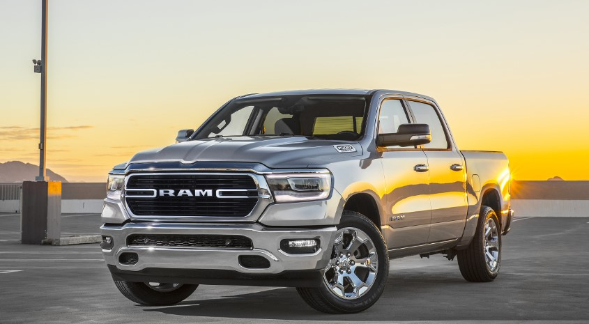 2020 Dodge Ram HD changes