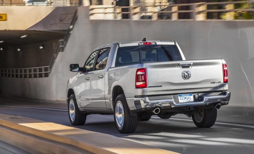 2020 Dodge Ram HD changes