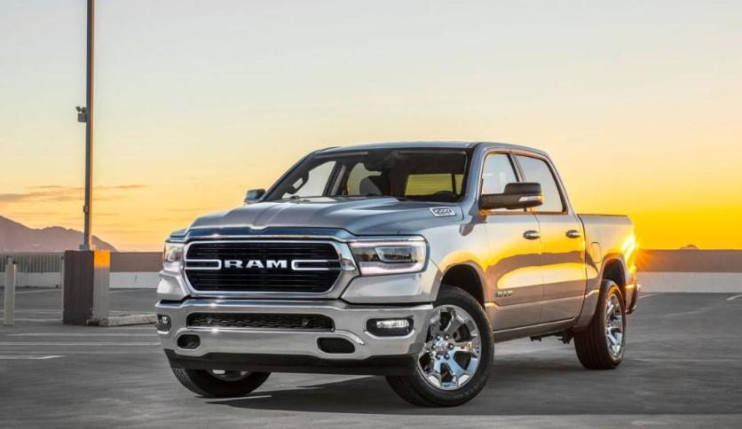 2020 Dodge Ram