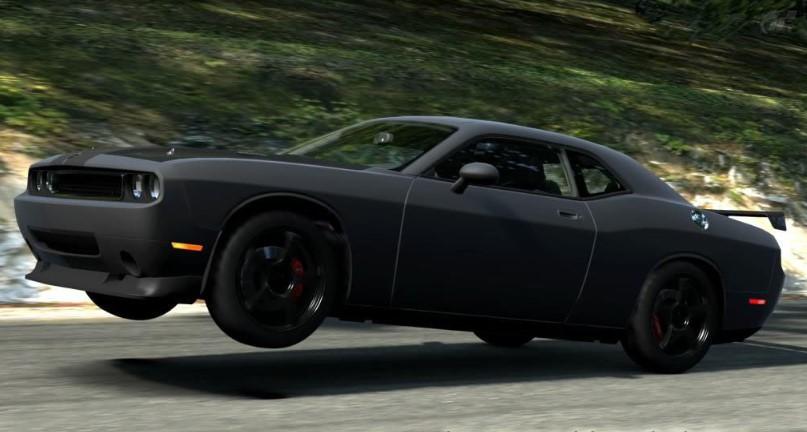 2020 Dodge Barracuda concept