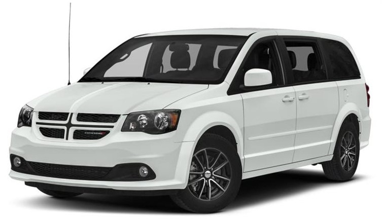 2020 Dodge Caravan GT