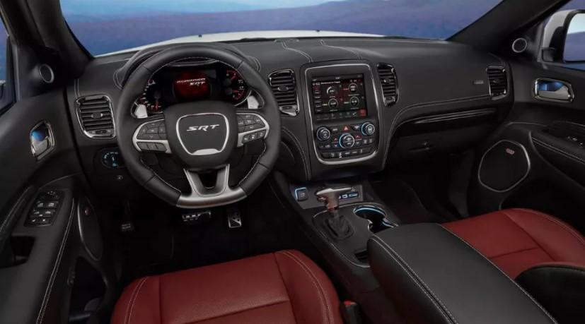 2020 Dodge Dakota SRT changes