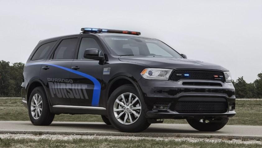 2020 Dodge Durango Pursuit changes