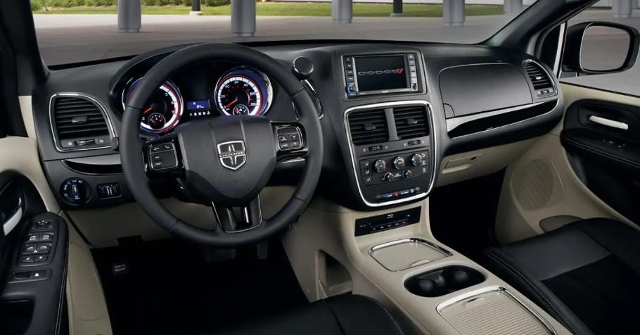 2020 Dodge Grand Caravan Canada