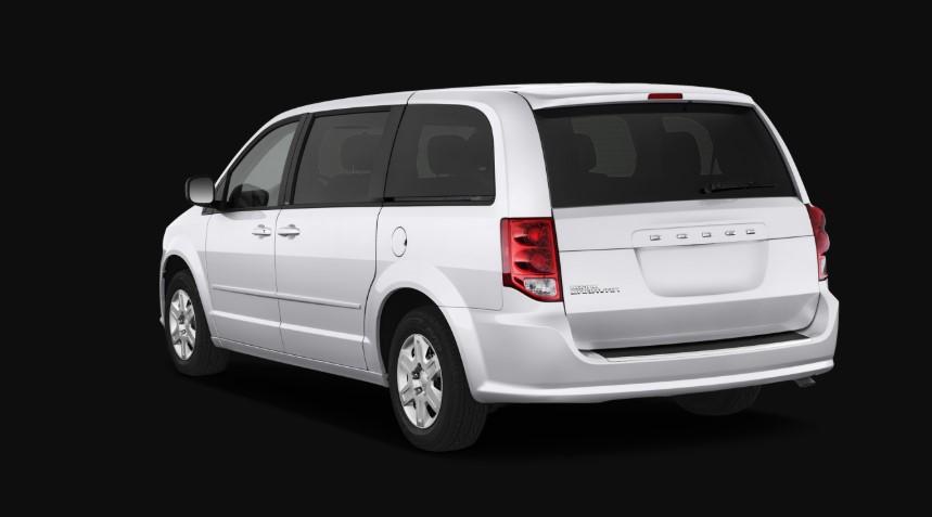 2020 Dodge Caravan SXT