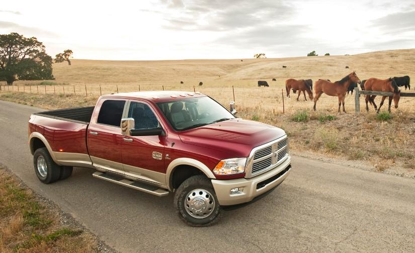 2020 Dodge Longhorn 3500 changes