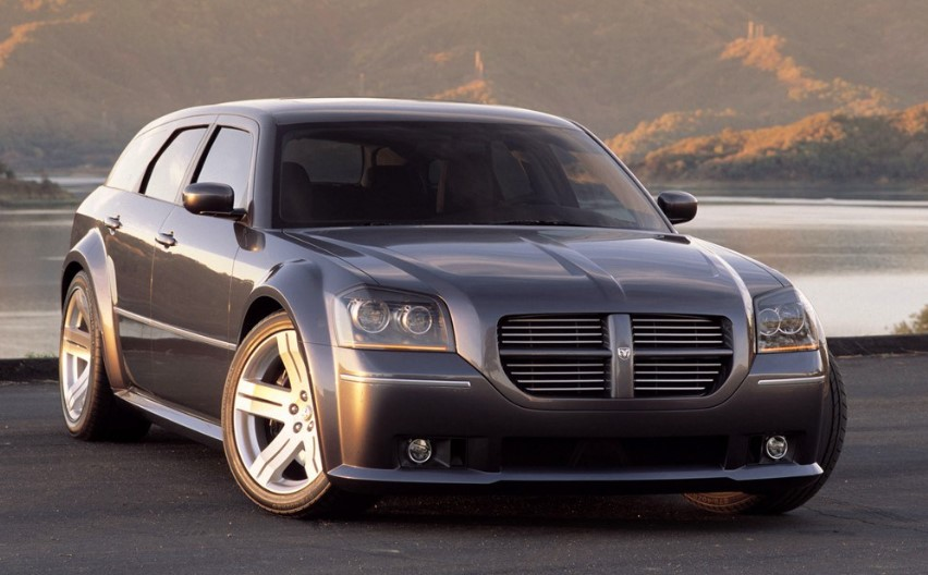 2020 Dodge Magnum Hellcat changes
