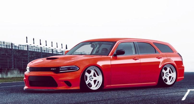 2020 Dodge Magnum SRT8