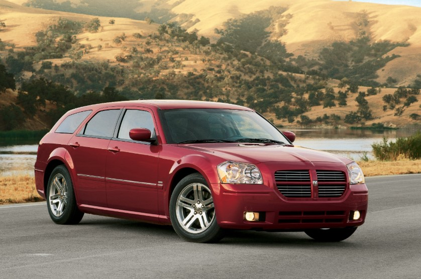 2020 Dodge Magnum Wagon changes