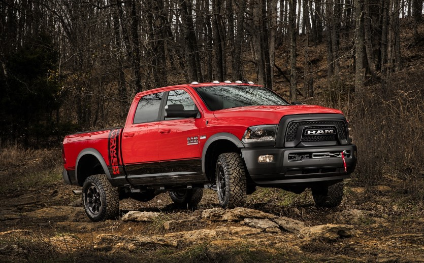 2020 Dodge Power Wagon changes