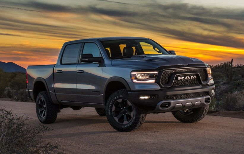 2020 Dodge Ram 1500 changes
