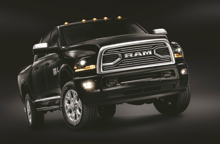 2020 Dodge Ram 2500 Diesel changes