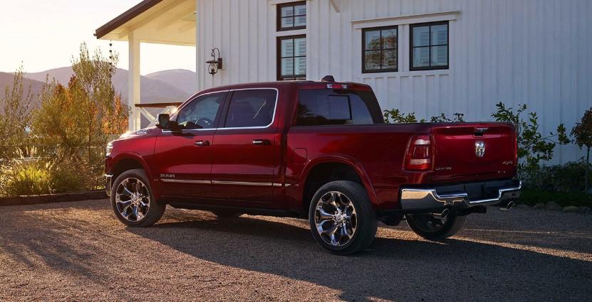 2020 Dodge Ram 2500 Diesel