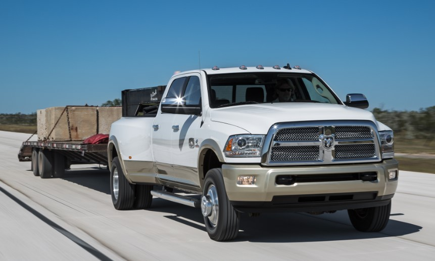 2020 Dodge RAM 3500 Dually