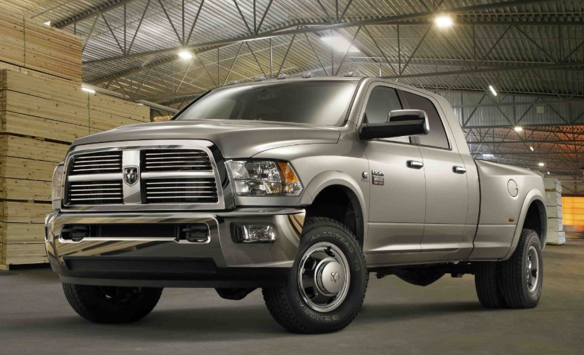 2020 Dodge Ram 3500 changes
