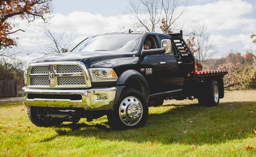 2020 Dodge Ram 4500 release date