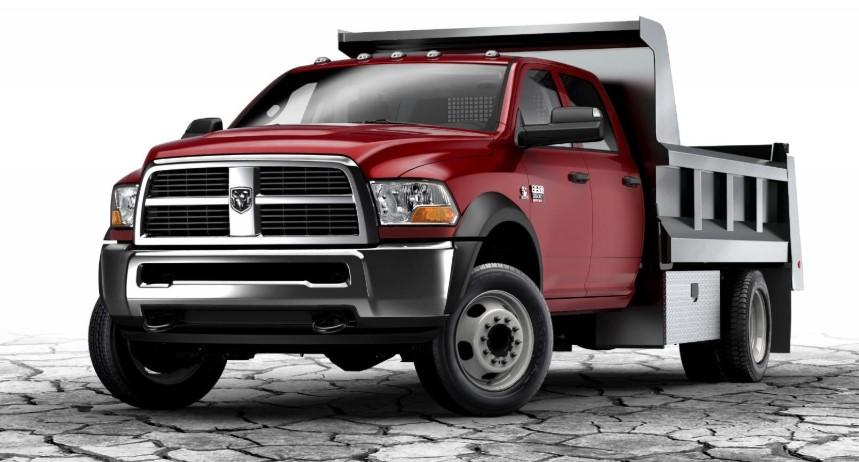 2020 Dodge Ram 5500 redesign