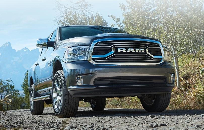 2020 Dodge Ram Diesel design