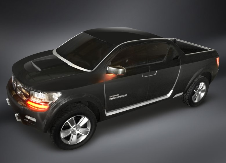2020 Dodge Rampage changes