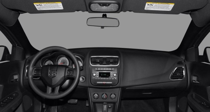 2020 Dodge Stratus changes