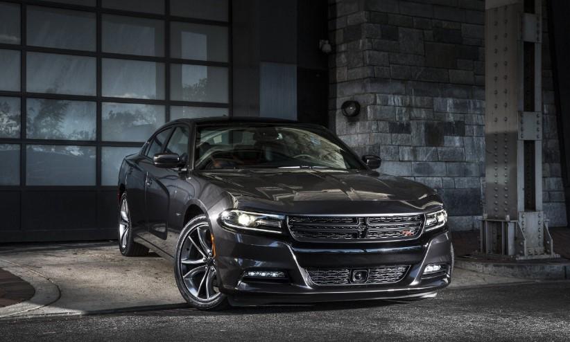 2020 Dodge Charger SXT concept