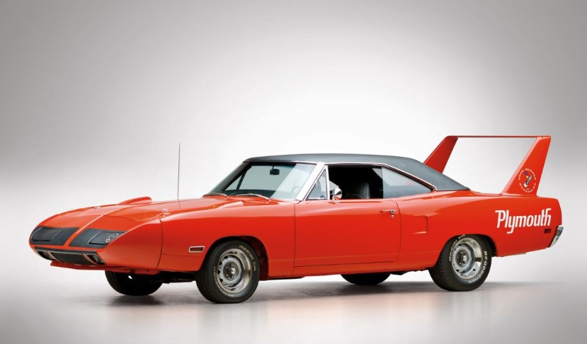 2020 Dodge Daytona Superbird design