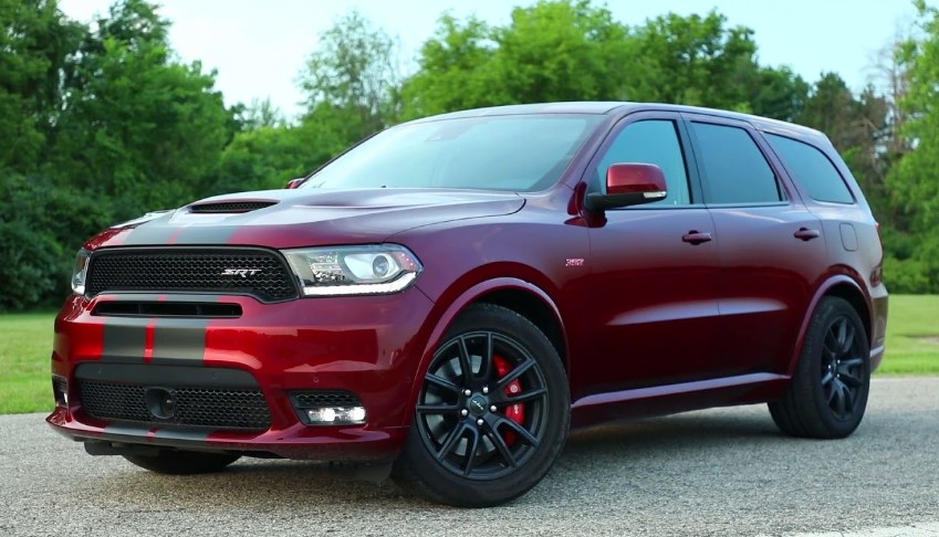 2020 Dodge Durango Demon changes